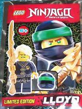 LEGO NINJAGO: Lloyd Polybag Set 891834 BNSIP