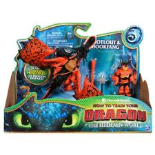 How To Train Your Dragon The Hidden World Dragon & Viking *CHOOSE YOUR DRAGON*