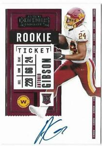 2020 Panini Contenders Football Pick Complete Your Set #1-302 RC AUTO Inserts ++