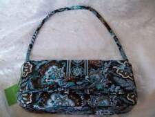 NEW Vera Bradley KNOT JUST A CLUTCH purse JAVA BLUE nwt bag