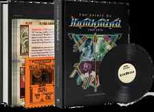 "HAWKWIND BOOK - THE SPIRIT OF HAWKWIND w/ 7"" vinyl (MoTorHead Lemmy Nik Turner)"