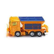 SIKU 1309 SCANIA Servicio de invierno Naranja Modelo coche (blister) ¡NUEVO! °