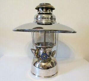 Vintage Original Petromax Super Rapid 829/500 CP Lantern w/Globe Reflector & Bag