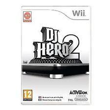 JUEGO WII NINTENDO DJ Héroe 2 BY ACTIVISION NUEVO