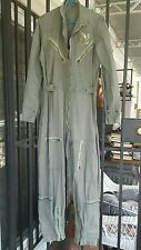US AIR FORCE  Men's Flying Coverall Vintage 1960s Vietnam Size Medium Large Reg