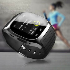 Bluetooth Smart Wrist Watch Phone Mate For IOS Android iPhone Samsung HTC LG