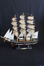 Cutty Sark (1869) wooden scale model (Length: 32 cm)