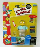 New The Simpsons Ralph Wiggum Series 4 Action Figure 2001 by Playmates