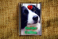 Border Collie Gift Fridge Magnet 77x51mm Birthday Gift Xmas Mothers Day Gift