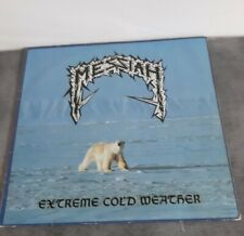 disque Messiah Extreme cold Weather - chainsaw murder records - CM 004 - 1987
