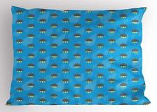 Thunder Pillow Sham Decorative Pillowcase 3 Sizes for Bedroom Decor
