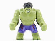 Marvel Super Heroes Incredible Hulk Mini Figure,Spiderman,Batman, Fit lego