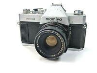 Vintage Mamiya/Sekor 35mm Manual Camera Untested, As is