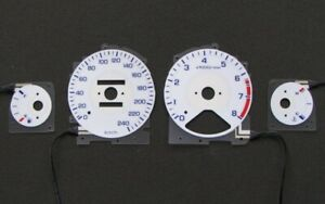 Plasma Compte-Tours Disque Tacho F.Honda Accord 93-97 Sans Inverter