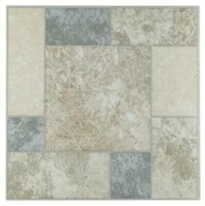 12x12 Luxury Self Adhesive Vinyl Floor Tile Peel And Stick Flooring Tile 20 Pack