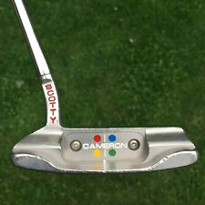 "Scotty Cameron 2005-07 Studio Style Newport 1.5 Putter 35"" 330g GSS"