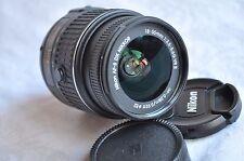 Nikon AF-S DX VR 18-55mm f/3.5-5,6 G II