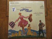 Julie Andrews, Christopher Plummer – The Sound Of Music 1965 Vinyl LP VG+/EX!!!