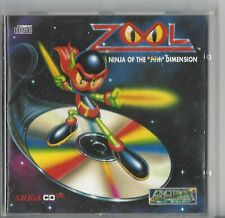 Amiga CD32 Game - ZOOL Ninja of the Nth Dimension
