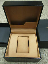 BULGARI BVLGARI Watch & Chronograph Gift Presentation Display Box & Carton Set