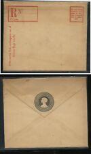 Chile  large postal registered envelope    unused      MS1013