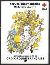 FR CARNET CROIX ROUGE DE 1983 N°2032 - NEUF ** AVEC GOMME D'ORIGINE - COTE 11€