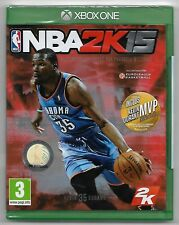 NBA2K15 (INCLUS KEVIN DURAN MVP) / Jeu XBOX ONE / NEUF SOUS CELLO