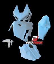 2017-2019 HONDA CBR 1000RR RACE BODYWORK FAIRINGS SBK FOAM SEAT TAIL TANK COVER