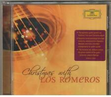 CD LOS ROMEROS CHRISTMAS WITH New & Sealed