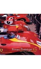 Ferrari Prototype Era 1962-1973 Photographs (246 512 312 P SP PB S M) Buch book