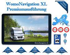 Navi fürs Reisemobil / Wohnmobil - 7 Zoll - EU-Karten - GPS - Navigationsgerät