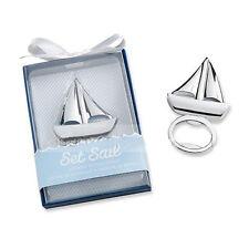 New Beach Theme Sailboat Bottle Opener Wedding Favor Bridal Shower Favor Gift
