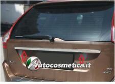 modanatura in acciaio cromo portabagagli centrale per  Volvo XC60 2012>