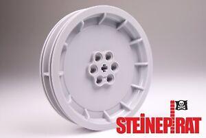 LEGO® 1x 46334 (-NEU-) Felge / Wheel / 75mm D. x 15.8mm Harley hellgrau 6268590