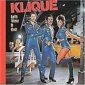 Lets Wear It Out, Klique, Audio CD, New, FREE & Fast Delivery