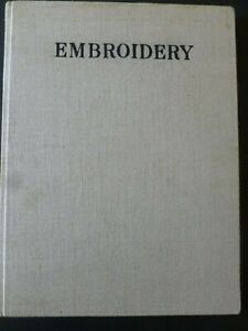 EMBROIDERY The Journal of the Embroiderers' Guild Vol. 5, Nos. 1 – 4