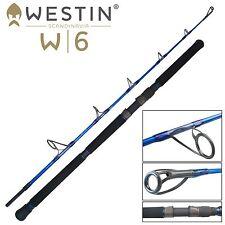 Westin W6 Jigging M 155cm 250-400g - Meeresrute, Angelrute zum Spinnfischen