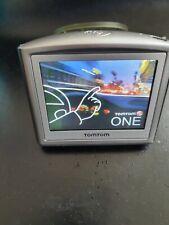 TomTom ONE Third Edition  GPS Receiver Satellite navigation UK MAPS