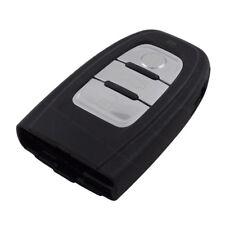 Llaves del coche teclas 3 smartkey carcasa sustituto para audi a4 a5 a6 a7 q3 q5 q7 nuevo
