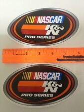 K&N FILTERS PRO SERIES NASCAR RACING  Decals/ Stickers