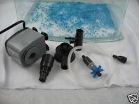 Aquarium Water Pump 475 GPH- Saltwater Circulation Power Heads Aqua Fish Tank