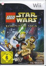 """LEGO Star Wars-La Saga Completa"" (Nintendo Wii)"