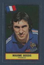 PANINI FOOTBALL SUPERSTARS 1984 -FRANCE-MAXIME BOSSIS