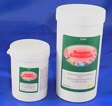 Raptor Essentials Food Supplement 100 gram, Falcons, Hawks Owls