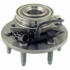 NEW TAHOE Z71 FRONT BEARING & HUB ASSEMBLY Wheel Bearing 4WD 2000-2006 6 LUG