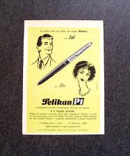 M353 - Advertising Pubblicità - 1960 - PELIKAN   P1 ,PER LUI PER LEI