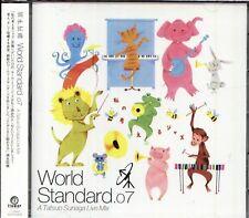 SUNAGA TATSUO - World Standard 07 - Japan CD - NEW