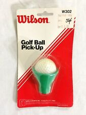 Vintage WILSON Golf Ball Pick-Up NIP New Old Stock Made in Hong Kong