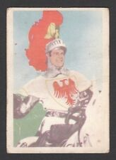 Ivanhoe Roger Moore 1958 TV Series Scarce Card Look! from Germany L