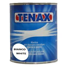 TENAX Mastice stucco per marmo Bianco Verticale ML.750 Mastic Vertical Whithe